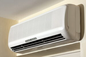 ductless-mini-split-on-the-wall